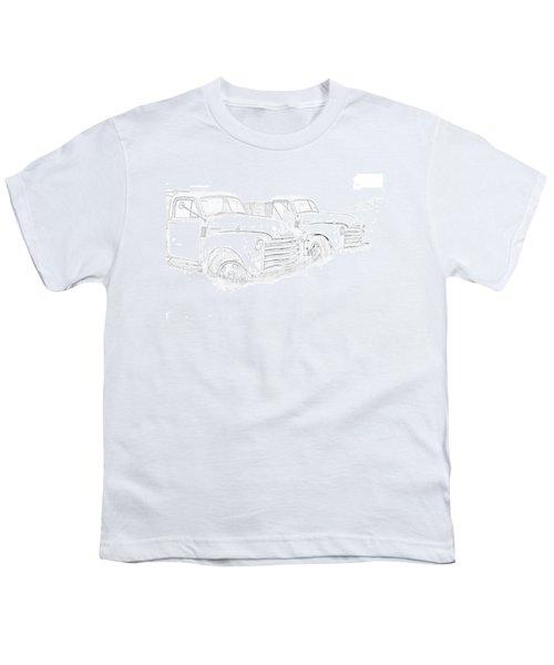 Junkyard Finds Youth T-Shirt