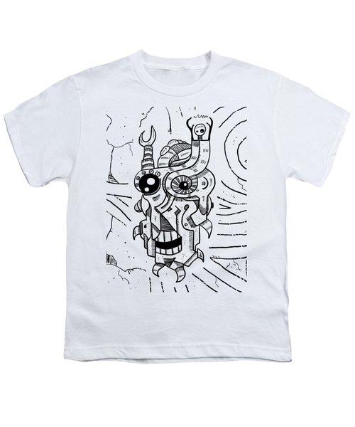 Killer Robot Youth T-Shirt