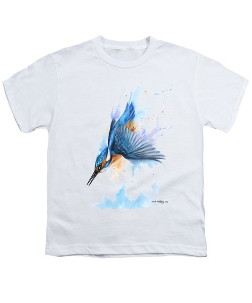 Kingfisher Diving Youth T-Shirt