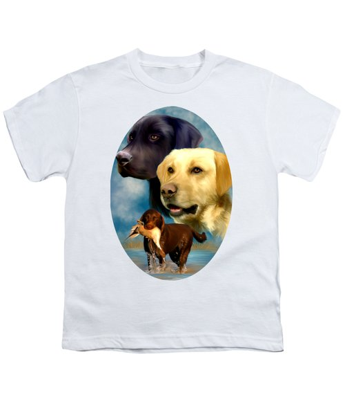 Labrador Retrievers Youth T-Shirt