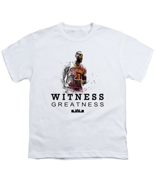 Lbj1 Youth T-Shirt