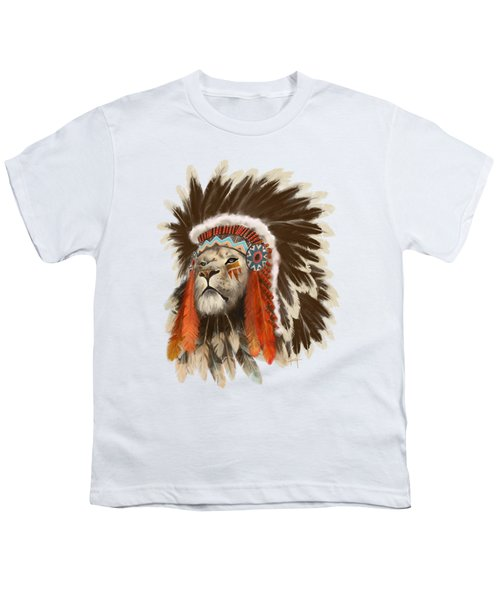 Lion Chief Youth T-Shirt
