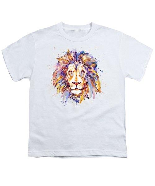 Lion Head Youth T-Shirt