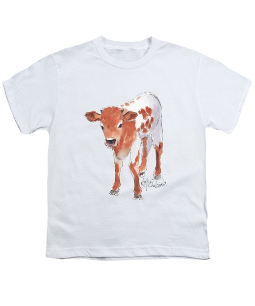 Little Beau April 2017 By Kathleen Mcelwaine Youth T-Shirt