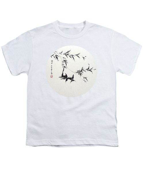 Little Dance - Round Youth T-Shirt