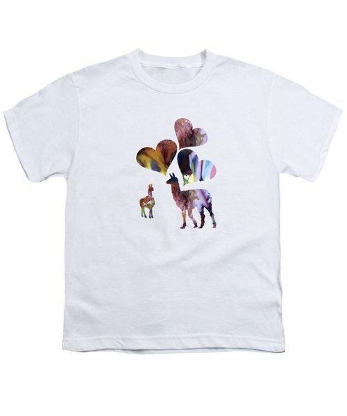 Llamas Youth T-Shirt