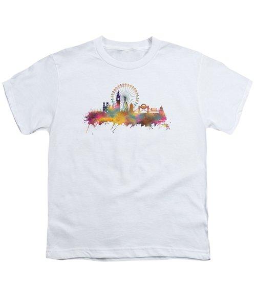 London Skyline Youth T-Shirt