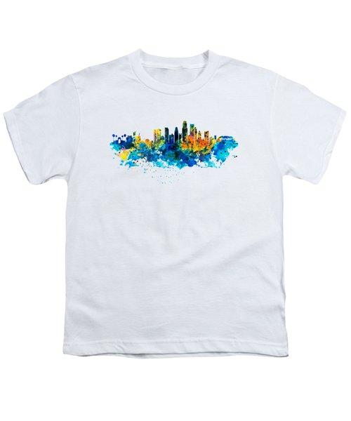 Los Angeles Skyline Youth T-Shirt