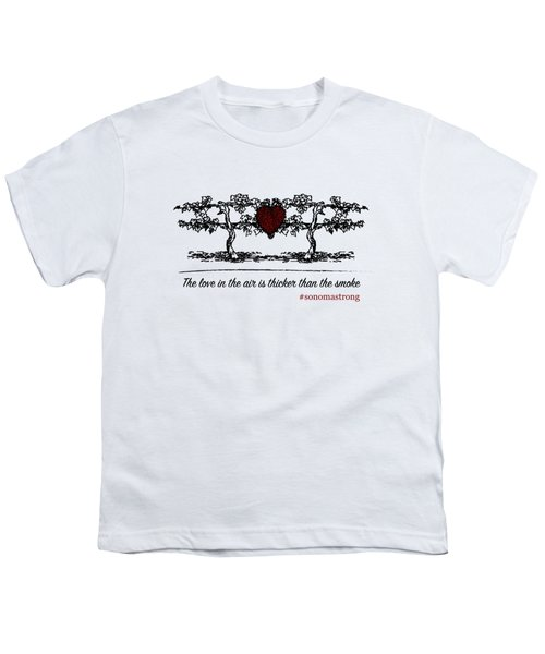 Love In The Air Youth T-Shirt