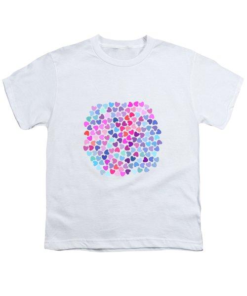 Love Love Love Youth T-Shirt
