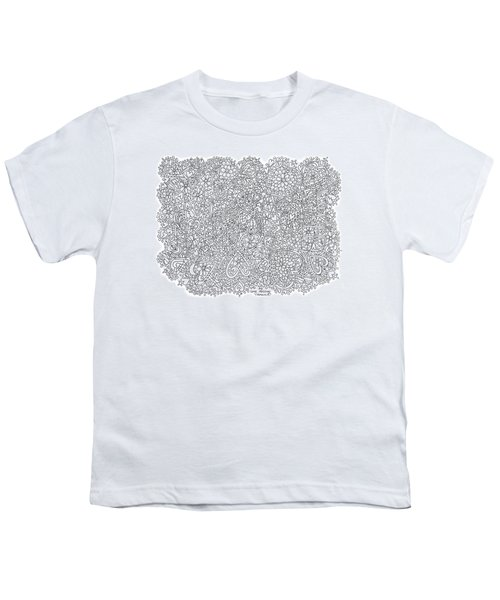 Love Moscow Youth T-Shirt