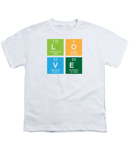 Love T-shirt Youth T-Shirt