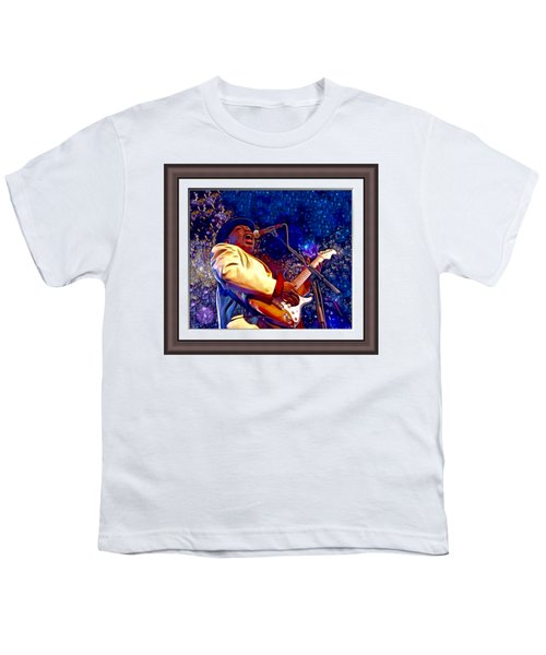 Lucky Peterson  Youth T-Shirt