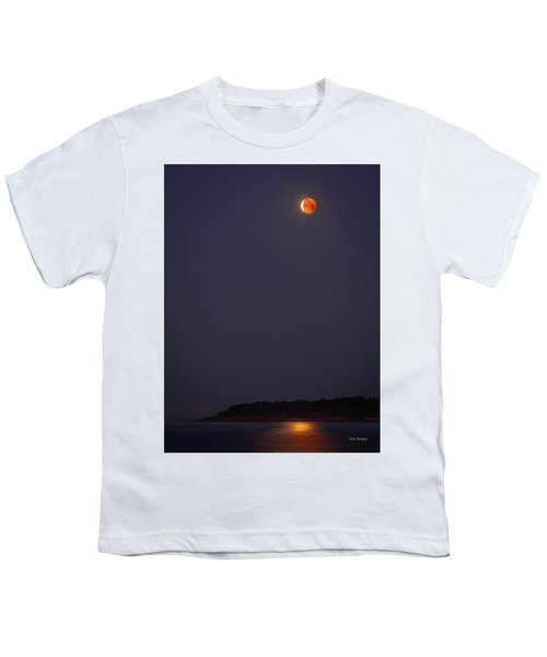 Lunar Eclipse - January 2018 Youth T-Shirt