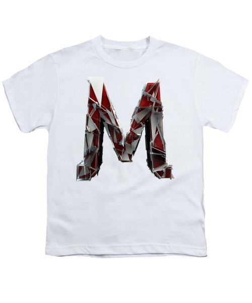 Youth T-Shirt featuring the photograph M Is For Mama by Gary Keesler
