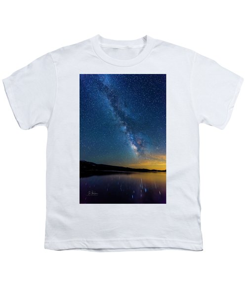 Youth T-Shirt featuring the photograph Milky Way 6 by Jim Thompson