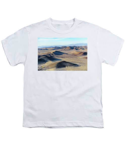 Youth T-Shirt featuring the photograph Mojave Desert by Jim Thompson