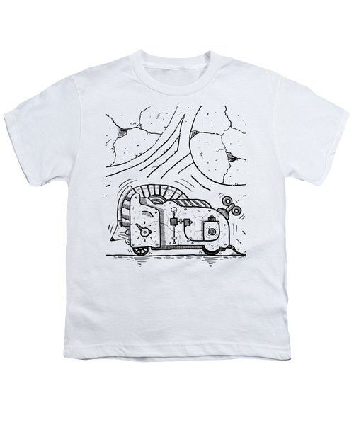 Moto Mouse Youth T-Shirt