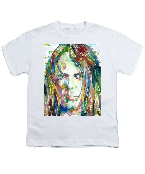 Neil Young Portrait Youth T-Shirt
