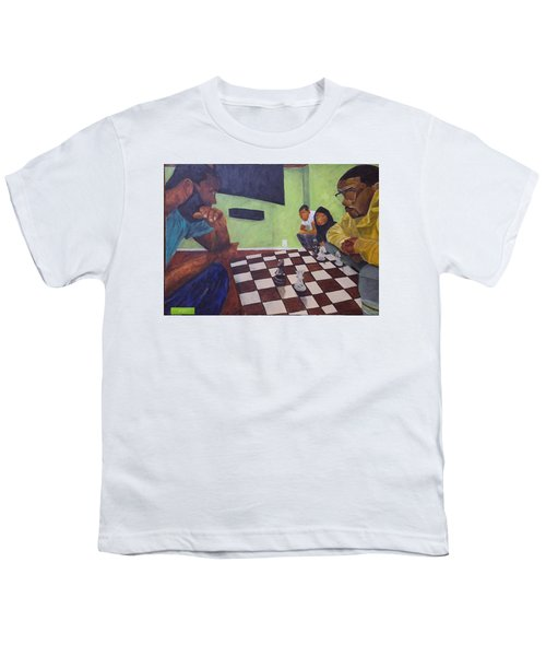 A Game Of Chess Youth T-Shirt