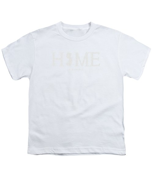 Nj Home Youth T-Shirt by Nancy Ingersoll
