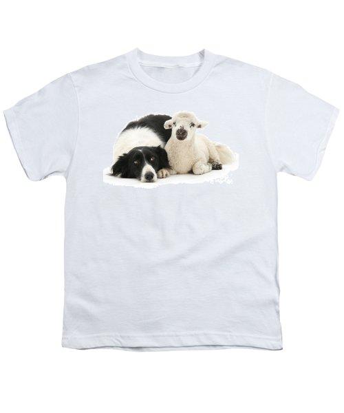 No Sheep Jokes, Please Youth T-Shirt