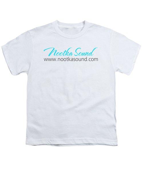 Nootka Sound Logo #11 Youth T-Shirt by Nootka Sound