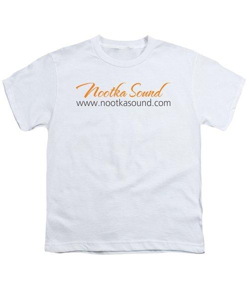 Nootka Sound Logo #12 Youth T-Shirt by Nootka Sound