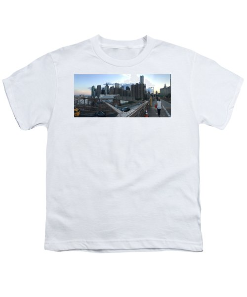 NYC Youth T-Shirt by Ashley Torres
