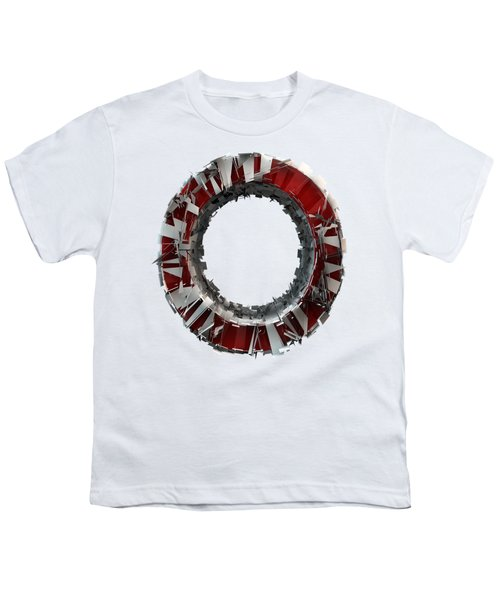 Youth T-Shirt featuring the photograph O Is For The Only One I See by Gary Keesler