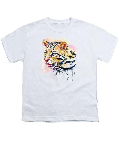 Ocelot Head Youth T-Shirt