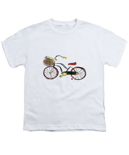 Old Bicycle Youth T-Shirt