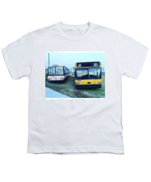 #old #bus #museum #oldcarfest2016 Youth T-Shirt