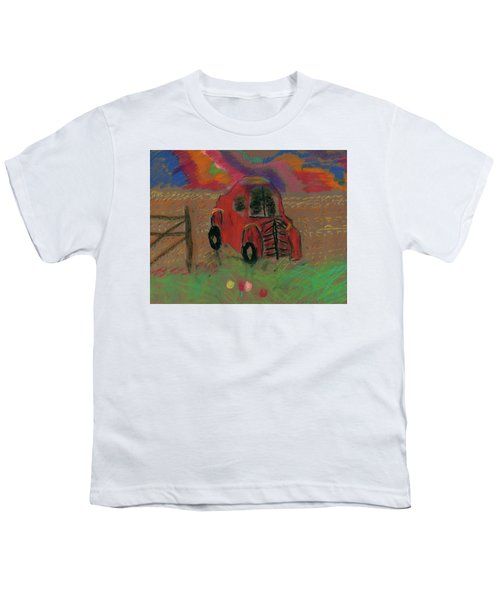 Old Jalopy Youth T-Shirt