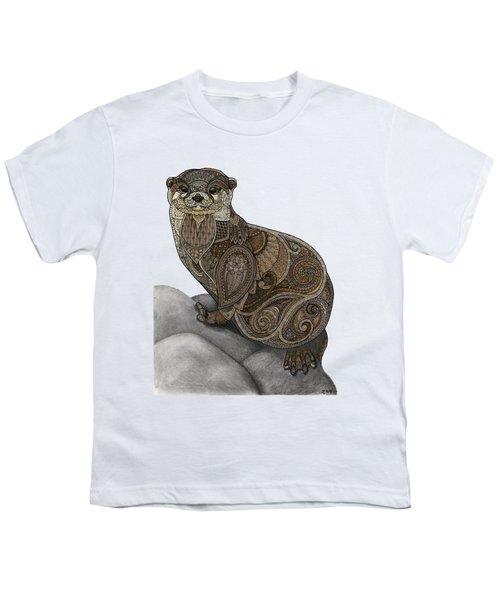 Otter Tangle Youth T-Shirt