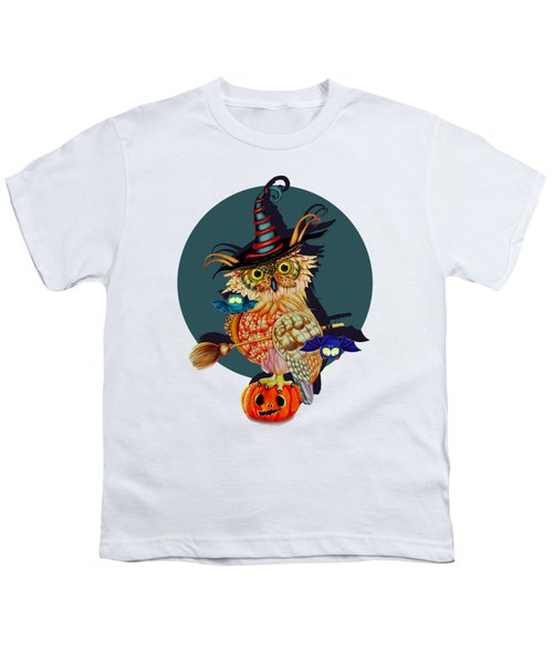 Owl Scary Youth T-Shirt