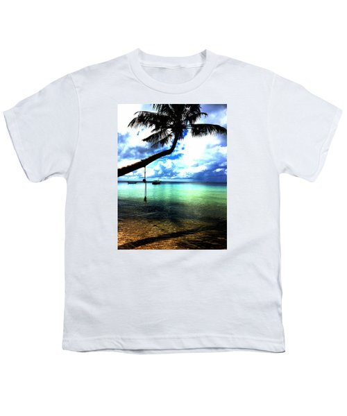 Palm Tree  Youth T-Shirt
