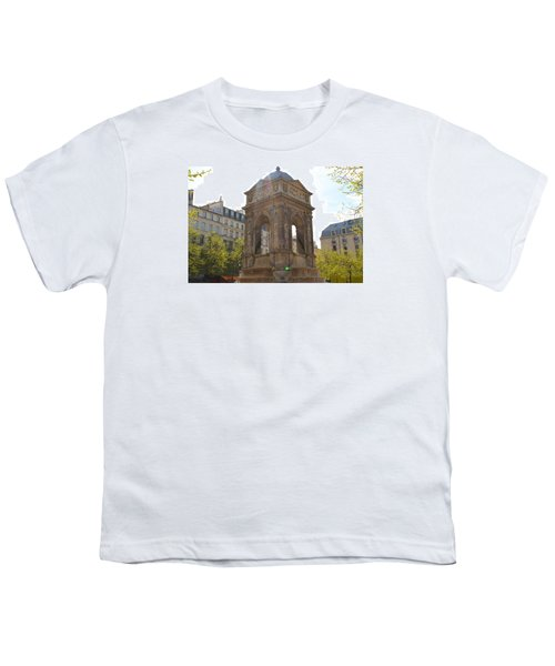 Paris Youth T-Shirt by Kaitlin McQueen