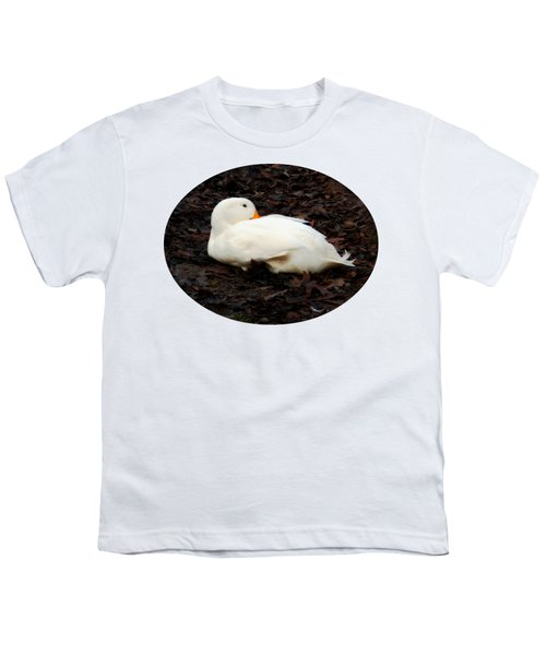 Pekin Duck Youth T-Shirt