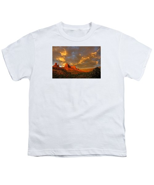 Pinnacle Of Light Youth T-Shirt