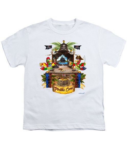 Pirates Cove Youth T-Shirt