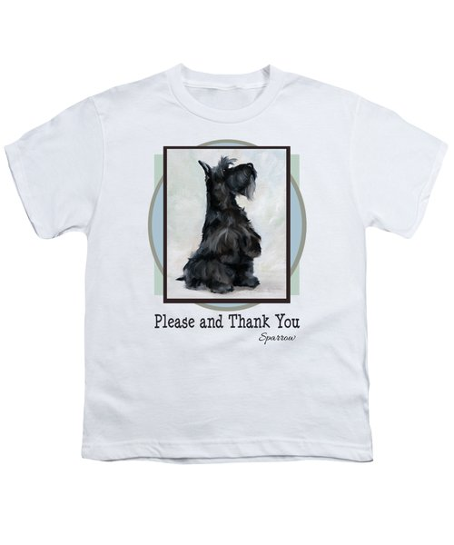 Please And Thank You Youth T-Shirt