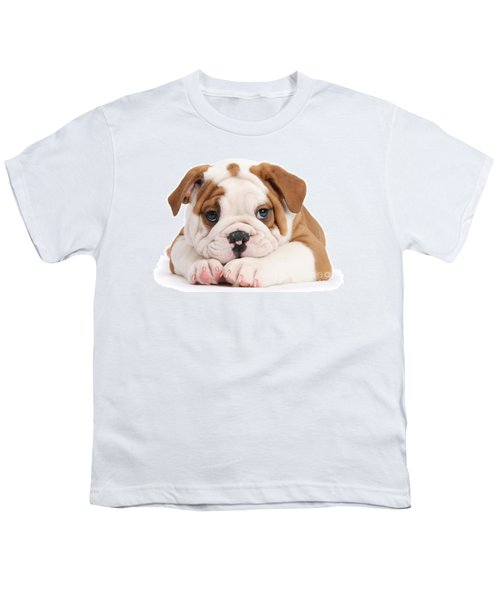 Po-faced Bulldog Youth T-Shirt
