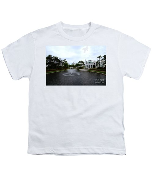 Pond At Alys Beach Youth T-Shirt