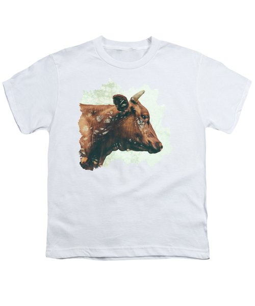 Portrait Of Bess Youth T-Shirt by Katherine Smit