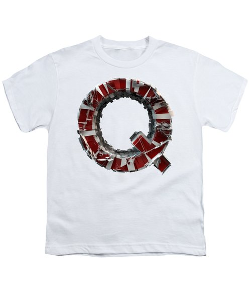 Youth T-Shirt featuring the photograph Q Is For Queen by Gary Keesler