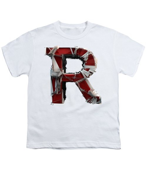 Youth T-Shirt featuring the photograph R Is Rock N Roll by Gary Keesler