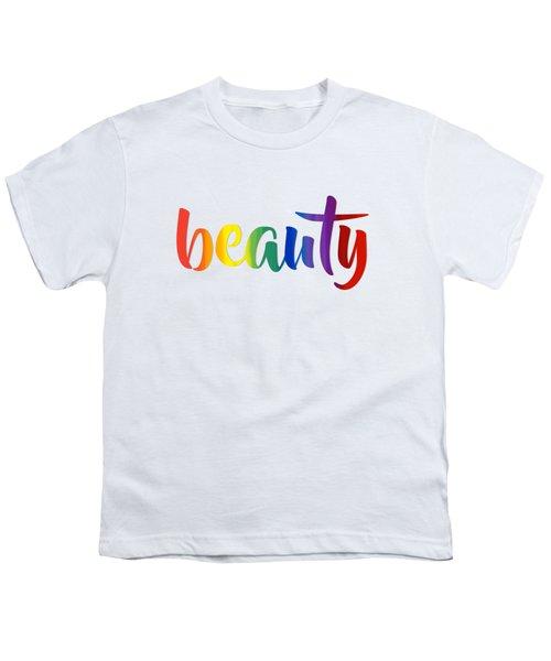 Rainbow Beauty Youth T-Shirt