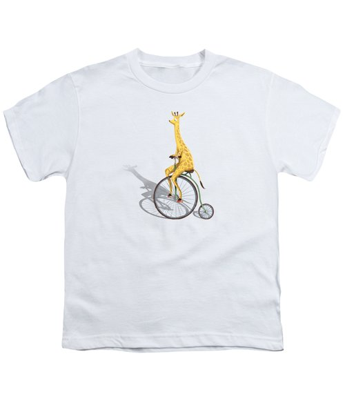 Ride My Bike Youth T-Shirt