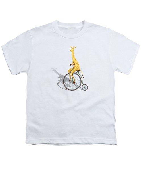 Ride My Bike Youth T-Shirt
